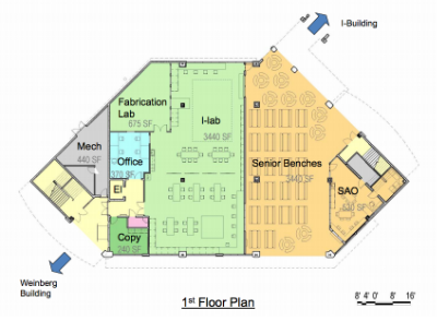 Sullivan center virtual tour 39 iolani school for Sullivan floor plan